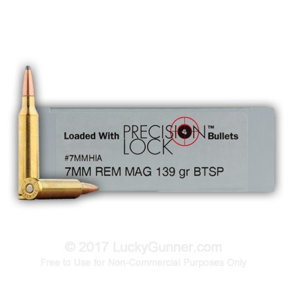 Image 10 of PMC 7mm Remington Magnum Ammo
