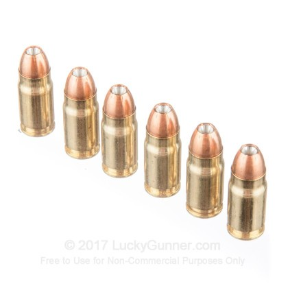 Image 4 of Dynamic Research Technologies .357 Sig Ammo