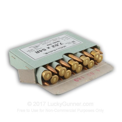 Image 3 of Sellier & Bellot 7.62x54r Ammo