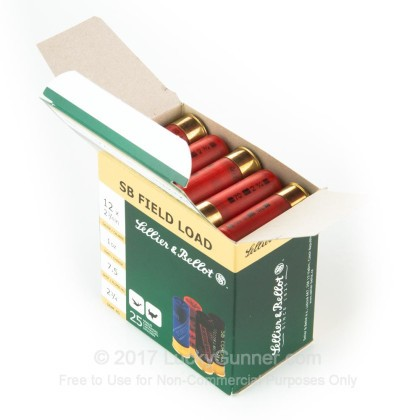 Image 3 of Sellier & Bellot 12 Gauge Ammo
