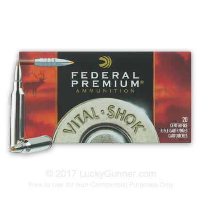 Image 2 of Federal 7mm Remington Magnum Ammo