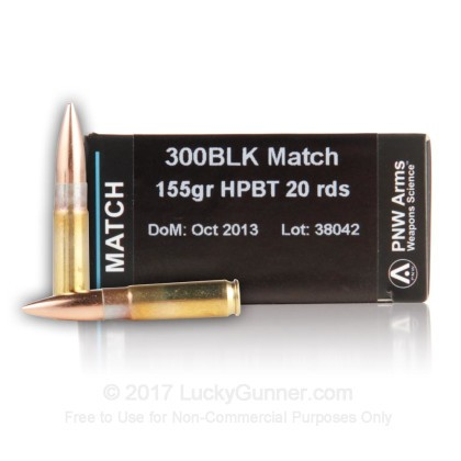 Image 1 of PNW Arms .300 Blackout Ammo
