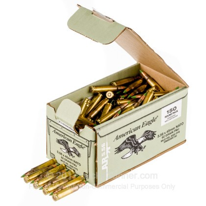 Image 3 of Federal 5.56x45mm Ammo