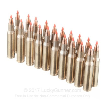 Image 4 of Fiocchi .222 Remington Ammo