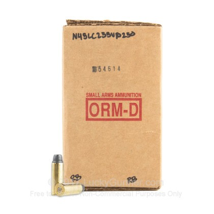 Image 2 of American Quality Ammunition .45 Long Colt Ammo