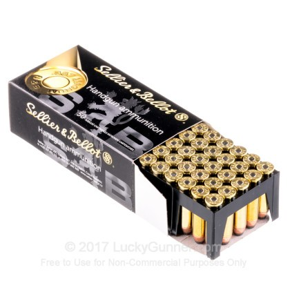Image 3 of Sellier & Bellot .357 Magnum Ammo