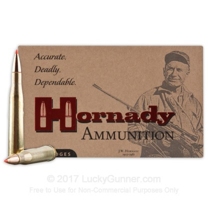 Image 2 of Hornady .300 H&H Magnum Ammo