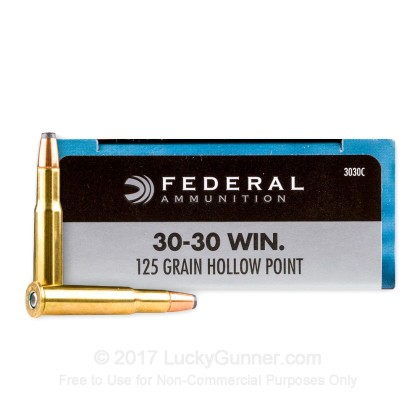 Image 1 of Federal .30-30 Winchester Ammo