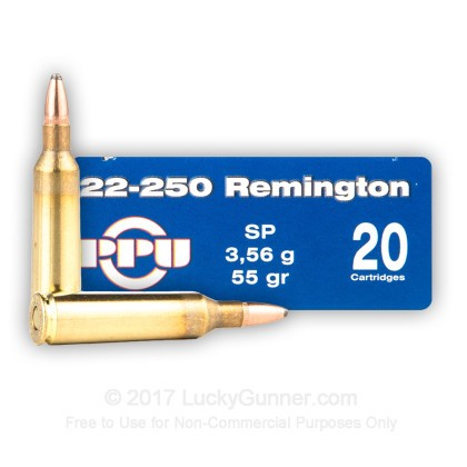 Image 2 of Prvi Partizan .22-250 Remington Ammo