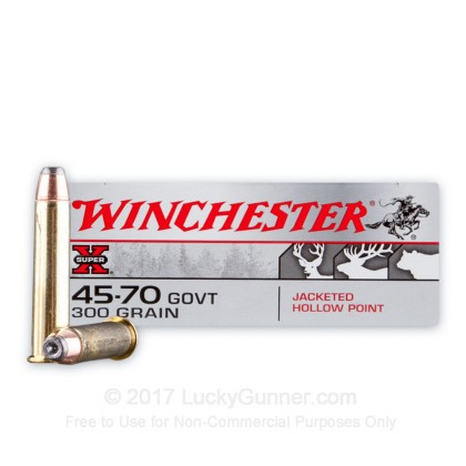 Image 2 of Winchester 45-70 Ammo