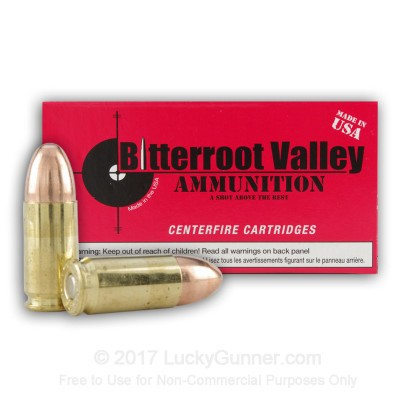 Image 2 of BVAC 9mm Luger (9x19) Ammo