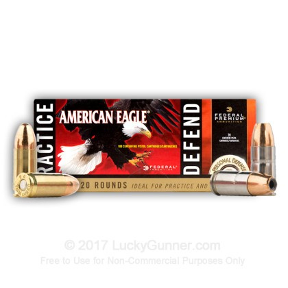 Image 15 of Federal 9mm Luger (9x19) Ammo