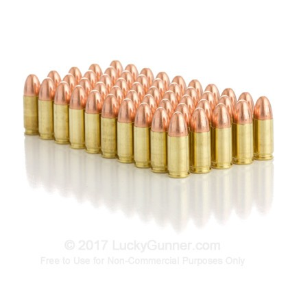 Image 8 of BVAC 9mm Luger (9x19) Ammo