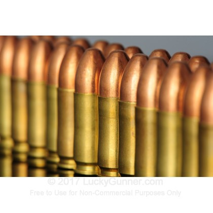 Image 3 of Military Ballistics Industries 9mm Luger (9x19) Ammo