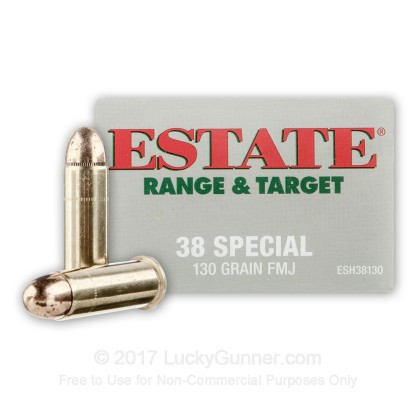 Image 1 of Estate Cartridge .38 Special Ammo