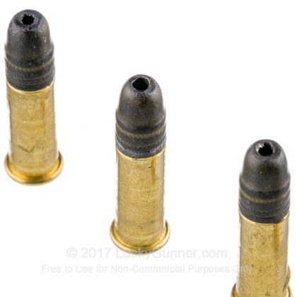 Image 5 of Sellier & Bellot .22 Long Rifle (LR) Ammo