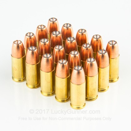 Image 4 of Ted Nugent Ammo 9mm Luger (9x19) Ammo