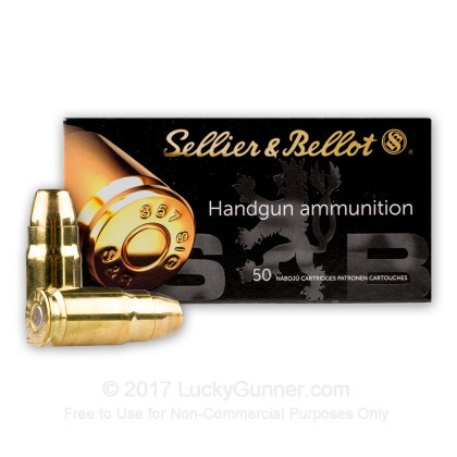 Image 2 of Sellier & Bellot .357 Sig Ammo