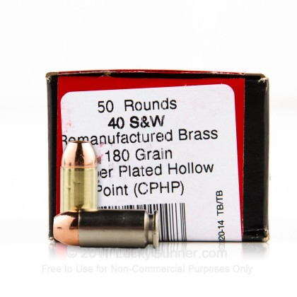 Image 1 of BVAC .40 S&W (Smith & Wesson) Ammo