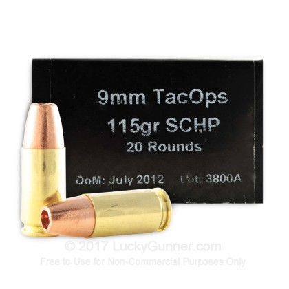 Image 1 of PNW Arms 9mm Luger (9x19) Ammo