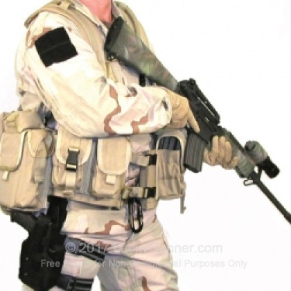 Large image of LRAK Rifleman Kit - Tactical Equipment Vest - Blackhawk - Coyote/Tan