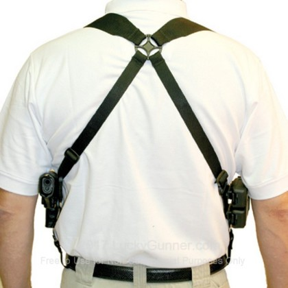 Large image of Holster Accessories - Blackhawk CQC SERPA - Medium - Shoulder Harness For Sale