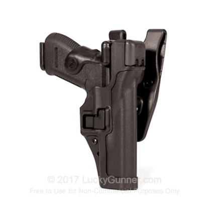 Large image of Holster - Outside The Waistband - Blackhawk SERPA Level 3 - Right Hand - Sig 220/226/228/229 for sale