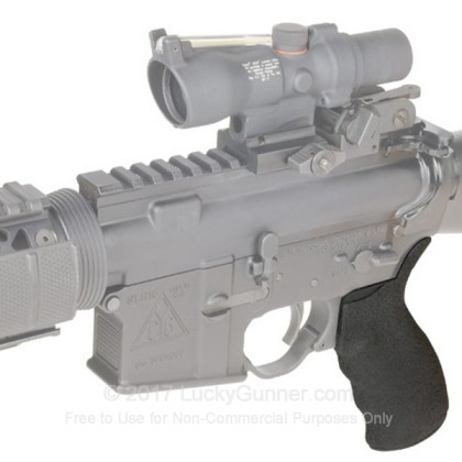 Large image of AR-15 Grip - Ergo Hogue Black Blackhawk In Stock For Sale