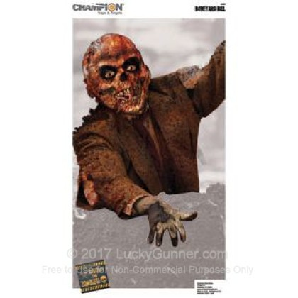 Large image of Champion Zombie Boneyard Bill Targets For Sale - Zombie Targets In Stock