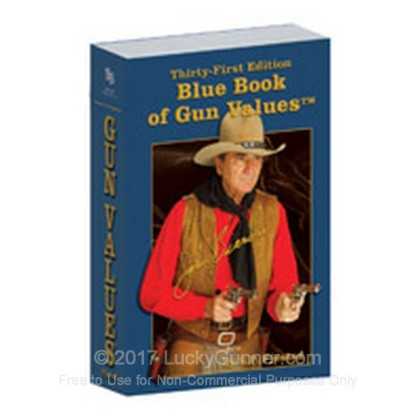 Large image of Blue Book of Gun Values - 31st Edition