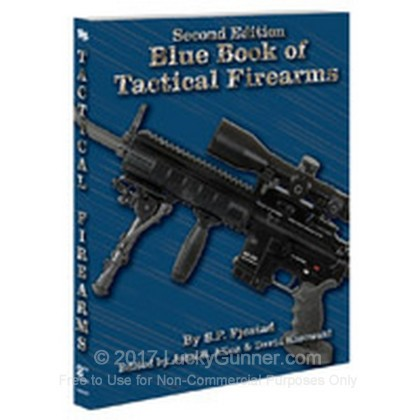 Large image of Blue Book of Tactical Firearms - 2nd Edition