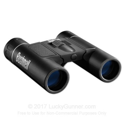 Large image of Bushnell Powerview Compact Binoculars - 12x - 25mm - 11.3 oz - Black - In Stock