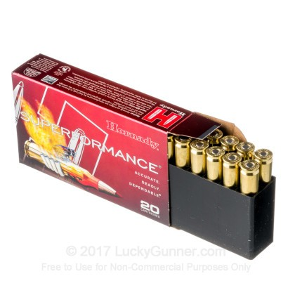 Image 3 of Hornady .260 Remington Ammo