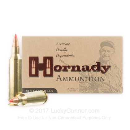 Image 2 of Hornady .22-250 Remington Ammo