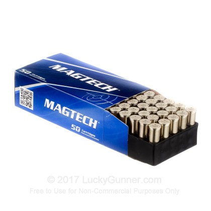 Image 3 of Magtech .44 Magnum Ammo