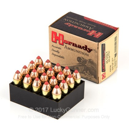 Image 3 of Hornady .45 Long Colt Ammo