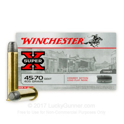 Image 1 of Winchester 45-70 Ammo