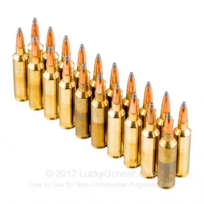 Image 4 of Winchester .270 Winchester Short Magnum Ammo