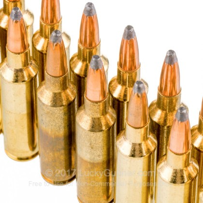 Image 5 of Winchester .270 Winchester Short Magnum Ammo
