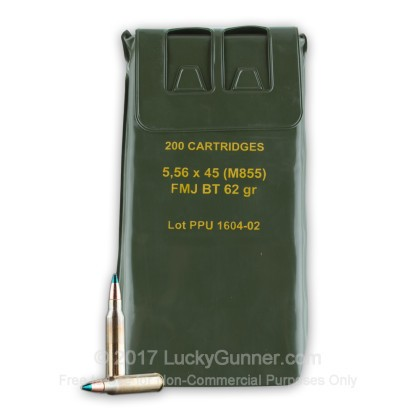 Image 1 of Prvi Partizan 5.56x45mm Ammo
