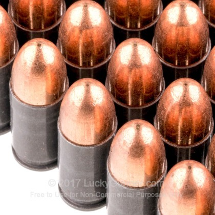 Image 5 of Wolf 9mm Luger (9x19) Ammo
