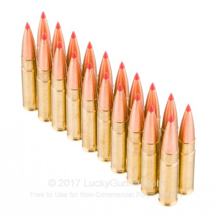 Image 4 of Hornady .300 Blackout Ammo