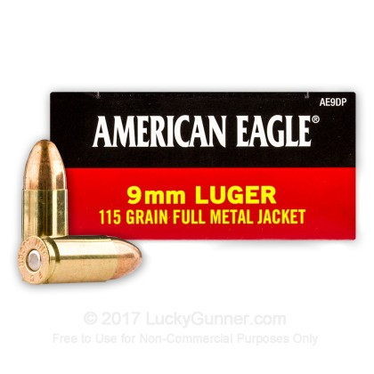 Image 2 of Federal 9mm Luger (9x19) Ammo