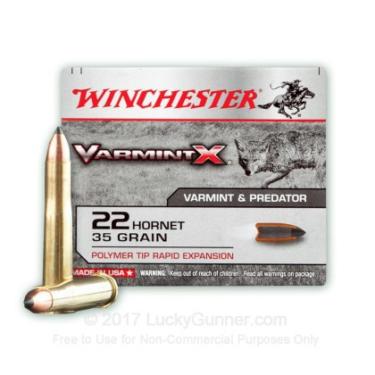Image 2 of Winchester .22 Hornet Ammo