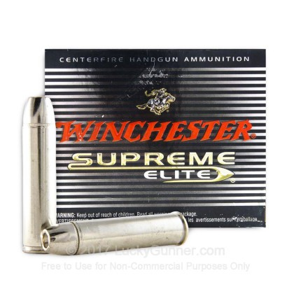 Image 2 of Winchester .460 Smith & Wesson Ammo