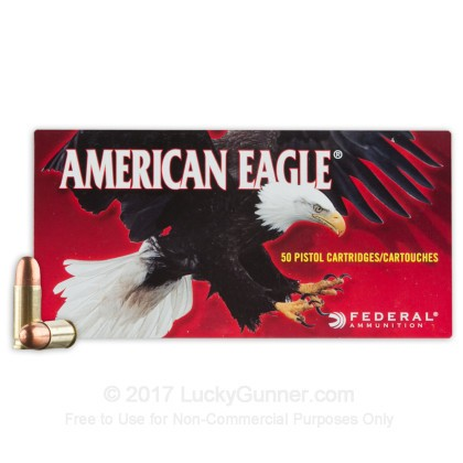 Image 2 of Federal .25 Auto (ACP) Ammo
