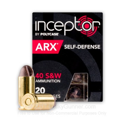 Image 2 of Polycase .40 S&W (Smith & Wesson) Ammo