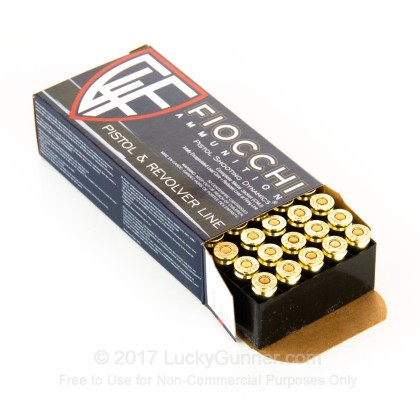 Image 3 of Fiocchi 9mm Luger (9x19) Ammo
