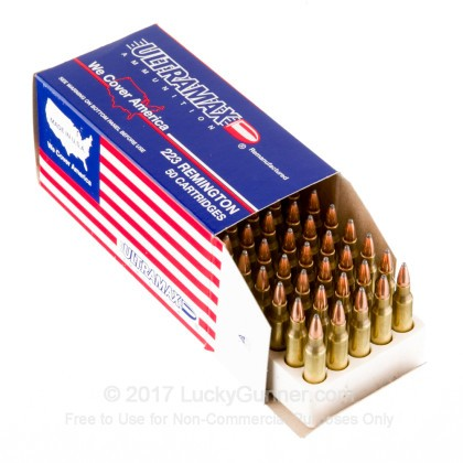 Image 3 of Ultramax .223 Remington Ammo