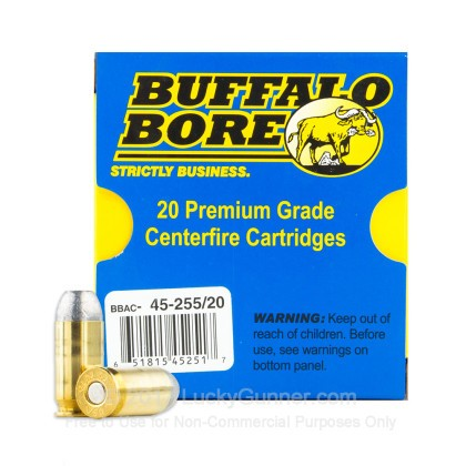 Image 2 of Buffalo Bore .45 ACP (Auto) Ammo